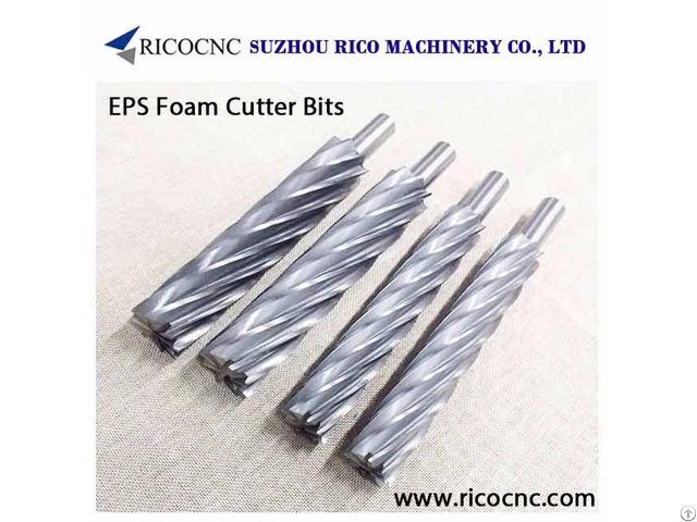 Eps Foam Cutting Tools For Cnc Machine