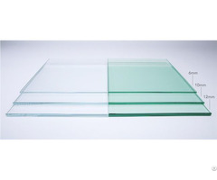 Low Iron Glass Supplier