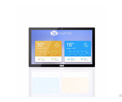 Advertising Display 27 Inch Lcd Player With Ips Screen
