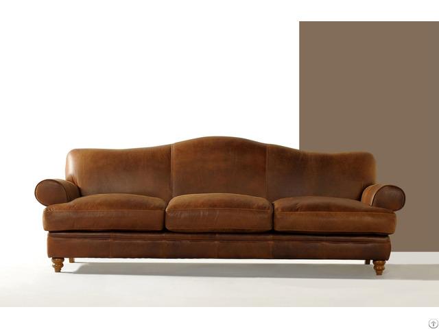 Classic 3 Seat Static Sofa