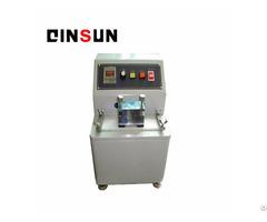 Ink Abrasion Color Fastness Test Instrument