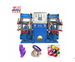 The Factory Production Silicone Wristband Making Machine