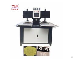 Silicon Wristband Hydraulic Automatic Heating Embossing Machine
