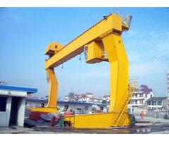 High Quality Double Girder Gantry Crane