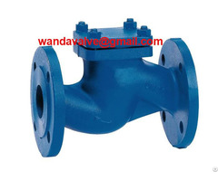 Cast Iron Lift Check Valve Din Pn16