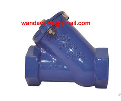 Threaded Ball Check Valve