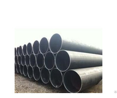 Lsaw Carbon Steel Pipe Astm A53 Gr B