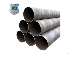 Ssaw Steel Pipe Spiral Submerged Arc Welding Tube
