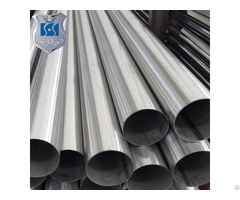 Welded Stainless Steel Pipe Seamless Tube