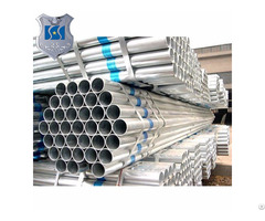 Galvanized Steel Pipe Galvanised Tube