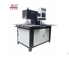 Hottest And Professional Clothes Label Making Machine Leather Logo Production Line For Factory