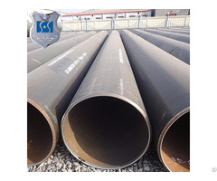 Longitudinal Seam Submerged Arc Welding Pipe Lsaw Steel Tube