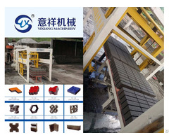 Eco Friendly Low Price Qualified Yxqt6 15 Fully Automatic Clay Bricks Making Machine