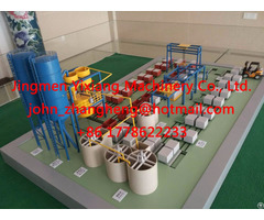 Automatically Stable Clc Non Autoclaved Aac Brick Making Machine
