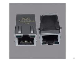 7498010210a We Smt 10 100 Base T Rj45 Modular Jack Connectors
