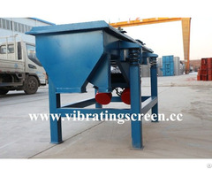 Linear Silica Sand Vibrating Screen For Mining Ores
