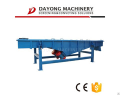 Mineral Vibrating Sieve Machine Effective Linear Vibration Screen
