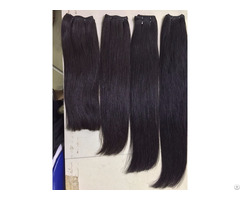 Weft Hair Standard Double Drawn #1