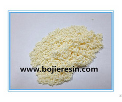 Ion Exchange Resin For Nitrate Removal