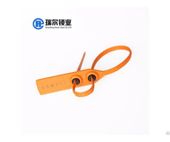 Plastic Twin Security Seals For Cargo Freight
