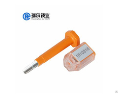 China Lock Bolt Seals With High Security