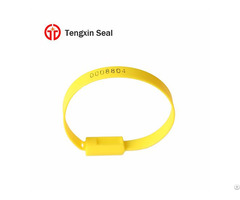 High Quality Plastic Seals With Yellow Color