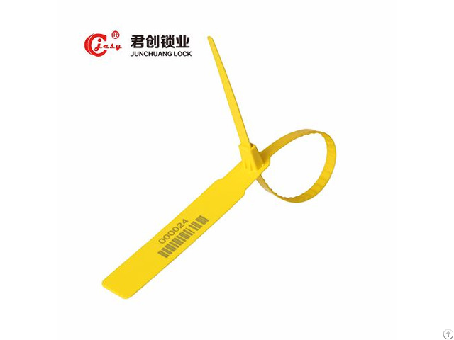 Pull Tight Tamper Evidence Plastic Seal For Ballot Box