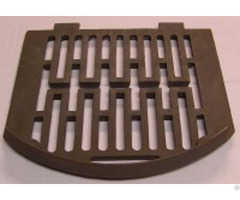 Fireplace Fire Grate F Basket Fret