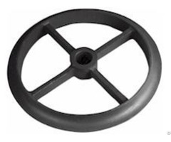 Cultivation Cambridge Roller Parts Press Ring Wheel Iron Casting