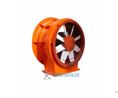 China Axial Fans Manufacturer With Sgs Certificate For Mine Pit Mining