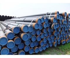 Carbon Seamless Tube For Fluid Transportation Service