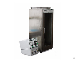 Iso 6940 Fabric Textile Vertical Flammability Tester