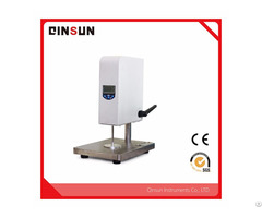 Non Woven Digital Thickness Gauge