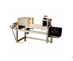 Fabric Thermal Protection Radiation Performance Tester