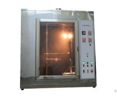 Needle Flame Test Instrument