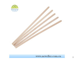 Natural Gold Supplier Clean Flat Coffee Stirrers For Restaurant