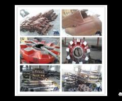 Wear Resistant Excavator Spare Parts