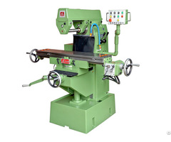 Horizontal Milling Machine H1 Lian Jeng Corp
