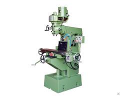Vertical Horizontal Milling Machine G1a Lian Jeng Corp