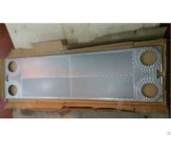 Mueller Plate Heat Exchanger Gaskets And Plates At40l