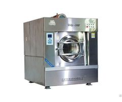 Xgq F Fully Automatic Industrial Washer Extractor