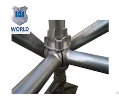 Steel Ringlock Scaffolding Coupler For Construction
