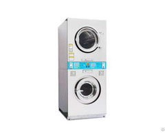 Xgqp Sx Commercial Vended Stack Washer Dryer