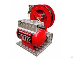 Compressed Air Foam Fire System