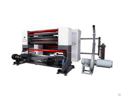 Hch3 1700 High Speed Slitting Machine With Shaftless Unwinding