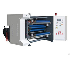 Hch2 1700 High Speed Slitting Machine With Slip Shaft