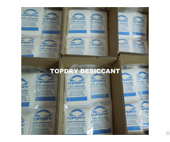 Chemical Moisture Absorber With Calcium Chloride Remove Humidity Inside Packing