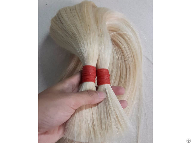Whosales Human Super Double Drawn Remy Hair High Quality Good Price