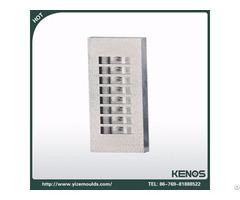 Usa Aisa D2 H13 P20 M2 Carbide Mould Part Of Cellphone Cnc Mold Parts