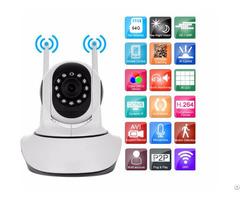 Web Mini Wireless Wifi Ip Cctv Security Infrared Ptz Surveillance Camera